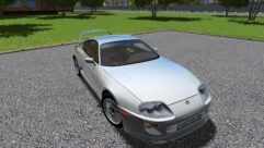 Toyota Supra TRD Turbo (1.5.9) - City Car Driving мод