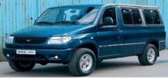 УАЗ 3165M Simba (1.5.9) - City Car Driving мод