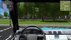 УАЗ 3165M Simba (1.5.9) - City Car Driving мод (изображение 4)