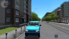 УАЗ 3165M Simba (1.5.9) - City Car Driving мод (изображение 5)