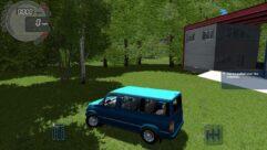 УАЗ 3165M Simba (1.5.9) - City Car Driving мод (изображение 6)
