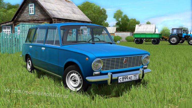 ВАЗ 2102 (1.5.9) - City Car Driving мод