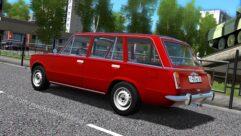 ВАЗ 2102 (1.5.9) - City Car Driving мод (изображение 2)
