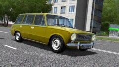 ВАЗ 2102 (1.5.9) - City Car Driving мод (изображение 4)