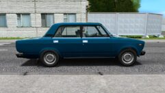 ВАЗ 2107 (1.5.9) - City Car Driving мод (изображение 2)