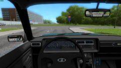 ВАЗ 2107 (1.5.9) - City Car Driving мод (изображение 4)