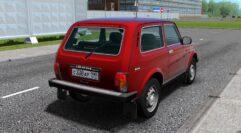 ВАЗ 21214 (Niva) (1.5.9) - City Car Driving мод (изображение 2)