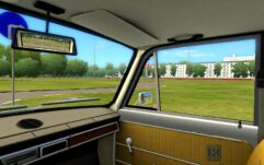 ВАЗ 2101 (1.5.9) - City Car Driving мод (изображение 3)