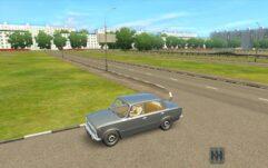 ВАЗ 2101 (1.5.9) - City Car Driving мод (изображение 4)