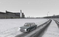 ВАЗ 2101 (1.5.9) - City Car Driving мод (изображение 5)