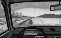 ВАЗ 2101 (1.5.9) - City Car Driving мод (изображение 7)