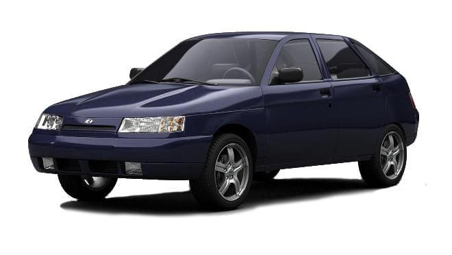 ВАЗ 2112 GVR (1.5.9) - City Car Driving мод