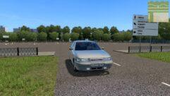 ВАЗ 2112 GVR (1.5.9) - City Car Driving мод (изображение 2)