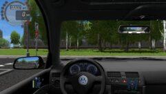 Volkswagen Bora (1.5.9) - City Car Driving мод (изображение 3)