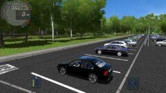 Volkswagen Bora (1.5.9) - City Car Driving мод (изображение 4)
