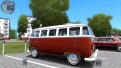 Volkswagen Camper (Kombi) (1.5.9) - City Car Driving мод (изображение 5)