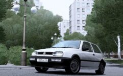 Volkswagen Golf MK III (1.5.9) - City Car Driving мод