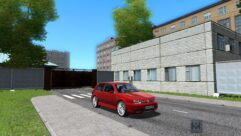 Volkswagen Golf R32 (1.5.9) - City Car Driving мод (изображение 2)
