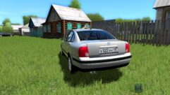 Volkswagen Passat B5 2000 (1.5.9) - City Car Driving мод (изображение 4)
