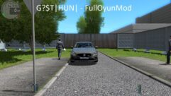 Volvo S60 R-Design 2011 (1.5.9) - City Car Driving мод (изображение 3)