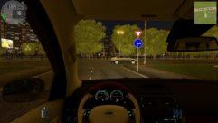 Volvo XC90 (1.5.9) - City Car Driving мод (изображение 7)