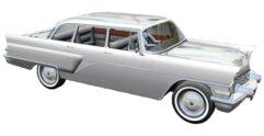 ГАЗ 13 «Чайка» (1.5.9) - City Car Driving мод