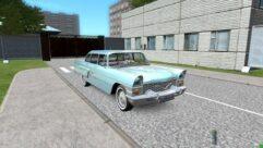 ГАЗ 13 «Чайка» (1.5.9) - City Car Driving мод (изображение 2)