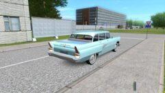 ГАЗ 13 «Чайка» (1.5.9) - City Car Driving мод (изображение 3)