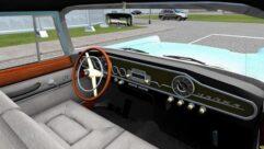 ГАЗ 13 «Чайка» (1.5.9) - City Car Driving мод (изображение 4)