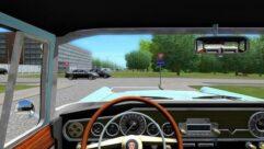 ГАЗ 13 «Чайка» (1.5.9) - City Car Driving мод (изображение 5)