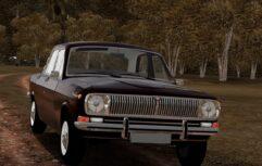 ГАЗ 24 (1.5.9) - City Car Driving мод (изображение 2)