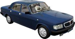 ГАЗ 3110 Волга (1.5.9) - City Car Driving мод