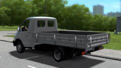 ГАЗ 33021 (1.5.9) - City Car Driving мод (изображение 2)