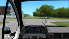 ГАЗ 33021 (1.5.9) - City Car Driving мод (изображение 3)