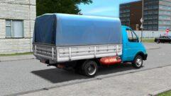 ГАЗ 33021 (1.5.9) - City Car Driving мод (изображение 5)