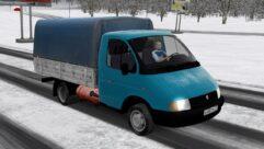 ГАЗ 33021 (1.5.9) - City Car Driving мод (изображение 7)