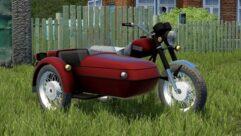ИЖ Планета 5 (1.5.9) - City Car Driving мод