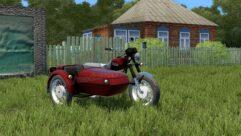 ИЖ Планета 5 (1.5.9) - City Car Driving мод (изображение 2)