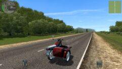 ИЖ Планета 5 (1.5.9) - City Car Driving мод (изображение 6)