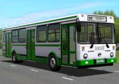 ЛиАЗ 5256 (1.5.9) - City Car Driving мод