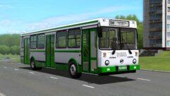 ЛиАЗ 5256 (1.5.9) - City Car Driving мод (изображение 2)