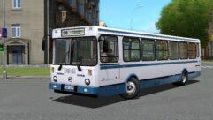 ЛиАЗ 5256 (1.5.9) - City Car Driving мод (изображение 3)