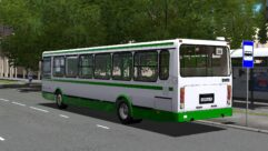 ЛиАЗ 5256 (1.5.9) - City Car Driving мод (изображение 4)