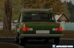 Москвич 412 (1.5.9) - City Car Driving мод (изображение 4)