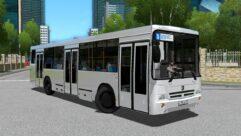 НефАЗ 5299 (1.5.9) - City Car Driving мод (изображение 2)