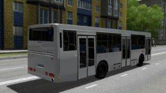 НефАЗ 5299 (1.5.9) - City Car Driving мод (изображение 3)