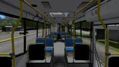 НефАЗ 5299 (1.5.9) - City Car Driving мод (изображение 4)