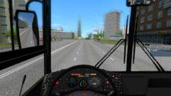 НефАЗ 5299 (1.5.9) - City Car Driving мод (изображение 6)