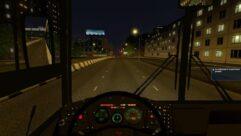 НефАЗ 5299 (1.5.9) - City Car Driving мод (изображение 7)