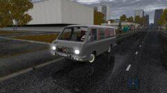 РАФ-2203 (1.5.9) - City Car Driving мод (изображение 2)